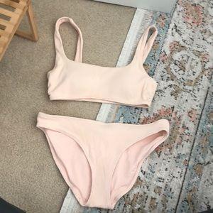 Pink Aerie Bikini